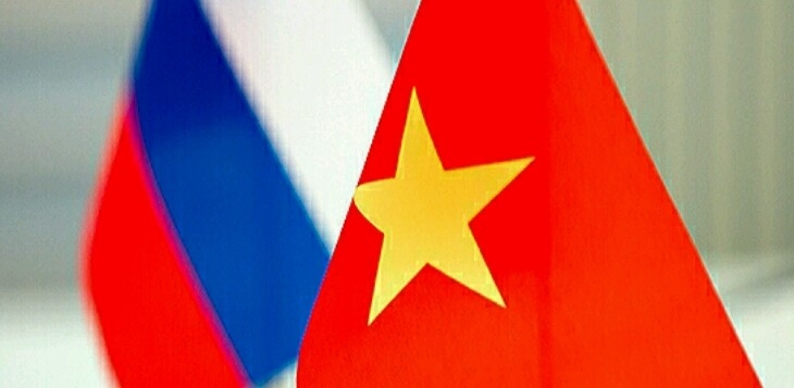 Flags RU VN