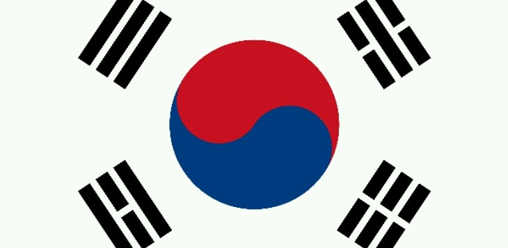 Korea flag