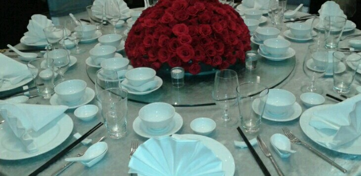 Vn table setting
