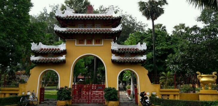 Vn temple