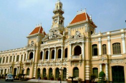 hcm city hall