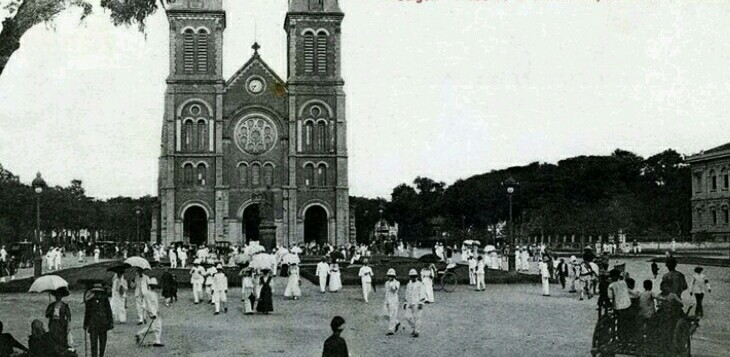 saigon cathedral