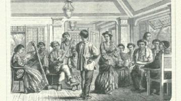Philippines old print 1