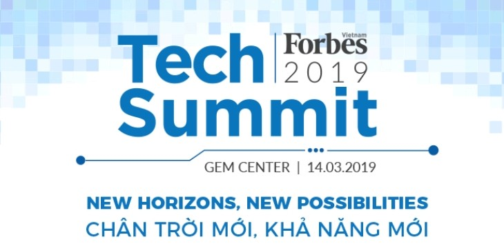 Forbes Vn TECH summit2019