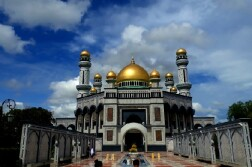 brunei sultan mosque